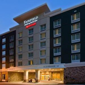 Sunken Garden Theater Hotels - Fairfield Inn & Suites San Antonio Alamo Plaza/convention Center