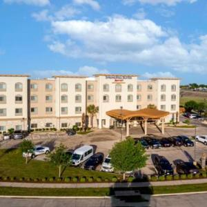 Midway ISD Performing Arts Center Hotels - Springhill Suites Waco Woodway