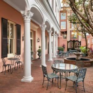 College of Charleston Hotels - Meeting Street Inn