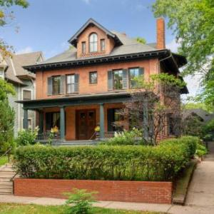 Hotels near Macalester College - Historic District BnB