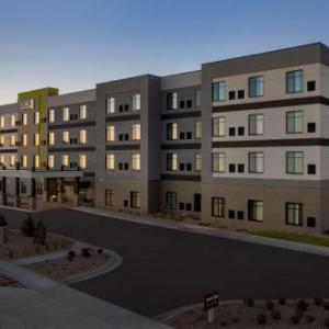 Dick's Sporting Goods Park Hotels - Home2 Suites By Hilton Denver Northfield