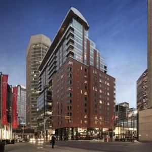 Big Four Building Calgary Hotels - Hotel Le Germain Calgary
