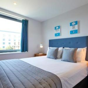 The Harlington Fleet Hotels - SACO Aparthotel Farnborough