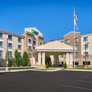 UCCU Center Hotels - Holiday Inn Express Orem-north Provo