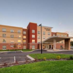 Fairfield Inn & Suites by Marriott Charlotte Belmont