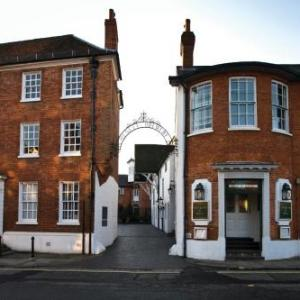 Hotels near Kenton Theatre Henley-on-Thames - Hotel du Vin Henley