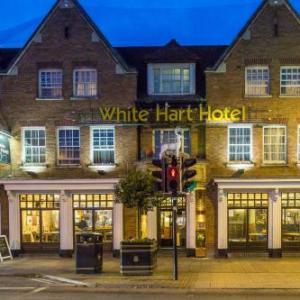 White Hart Newmarket by Marston's Inns