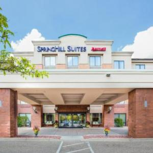 SpringHill Suites Minneapolis West St. Louis Park