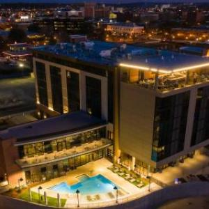 Hotels near RiverCenter for the Performing Arts - Hotel Indigo - Columbus at Riverfront Place an IHG Hotel