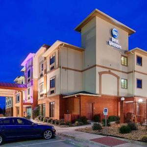 Best Western Giddings Inn Suites