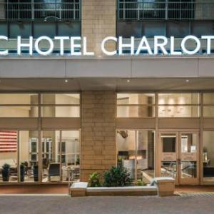 Hotels near Spectrum Center Charlotte - AC Hotel by Marriott Charlotte City Center