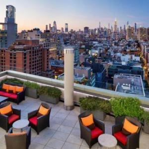 Tribeca Rooftop Hotels - Sheraton Tribeca New York Hotel