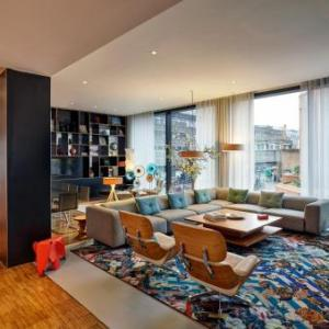 The Glasgow School of Art Hotels - citizenM Glasgow