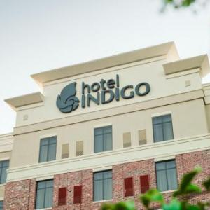 Forrest County Multi Purpose Center Hotels - Hotel Indigo Hattiesburg