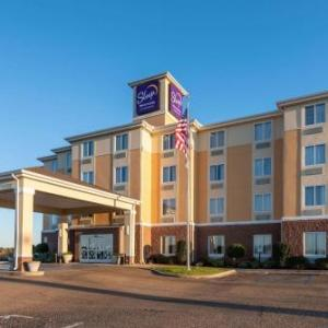 Thomas Assembly Center Hotels - Sleep Inn And Suites Ruston
