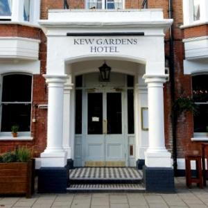 Hotels near Kew Gardens Richmond - Kew Gardens Hotel
