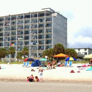 Hotels near Family Kingdom Myrtle Beach - Polynesian Oceanfront Motel