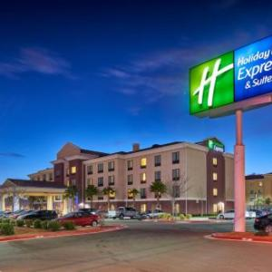 Club 101 El Paso Hotels - Holiday Inn Express & Suites El Paso Airport