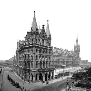 Shaw Theatre London Hotels - St. Pancras Renaissance Hotel London