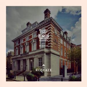 The Forbury Roseate