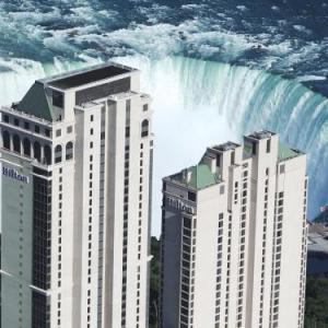 Hotels near Dragonfly Nightclub - Hilton Hotel and Suites Niagara Falls/Fallsview