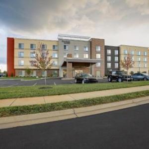 Kentucky Railway Museum Hotels - Fairfield Inn & Suites Bardstown