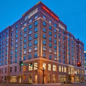 Hampton Inn & Suites Nashville Downtown Capitol View Tn