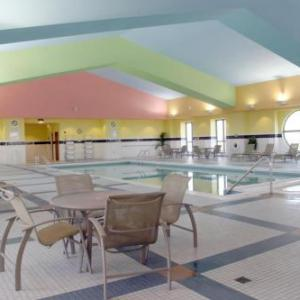 Holiday Inn Express And Suites Hotel Springfield