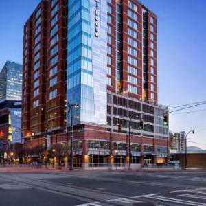 The Harvey B. Gantt Center Hotels - Hyatt House Charlotte Center City