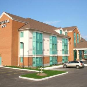Hotels near Glen Abbey Golf Club - Admiral Inn Mississauga