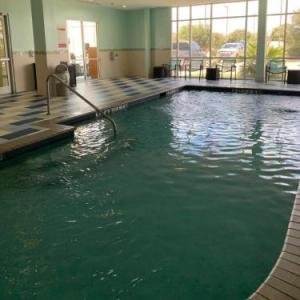 Hotels near Crosby Fair & Rodeo - Springhill Suites Houston Baytown