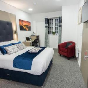 Hotels near The Musician Pub Leicester - Abbey Hotel