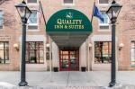 Shippensburg Pennsylvania Hotels - Quality Inn & Suites Shippen Place Hotel