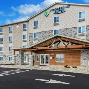 WoodSpring Suites Indianapolis Castleton