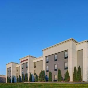 Farmington Civic Center Hotels - Hampton Inn Farmington