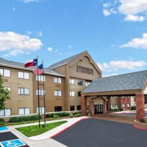 United Supermarkets Arena Hotels - Staybridge Suites Lubbock