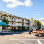 Pompano Beach Amphitheatre Hotels - Executive Economy Lodge