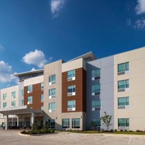 The Rustic San Antonio Hotels - TownePlace Suites San Antonio Northwest at The RIM