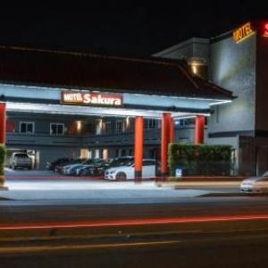 Hotels near Descanso Gardens - Motel Sakura