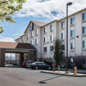 Walla Walla County Fairgrounds Hotels - Comfort Inn & Suites Walla Walla
