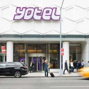 Signature Theatre New York Hotels - YOTEL New York Times Square