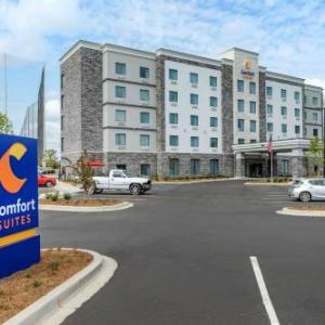 Comfort Suites Greenville Airport