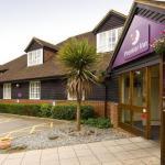 Premier Inn Woking West - A324