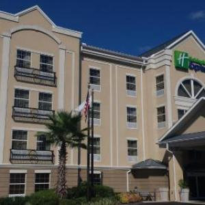 The Pit Jacksonville Hotels - Holiday Inn Express Jacksonville East