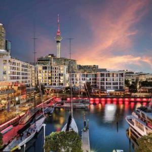 Auckland Fish Market Hotels - The Sebel Auckland Viaduct Harbour