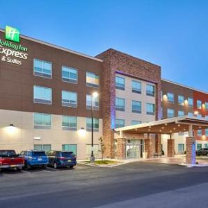 Hotels near El Paso Speedway Park - Holiday Inn Express & Suites - El Paso East