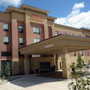 Hampton Inn & Suites Oklahoma City/quail Springs