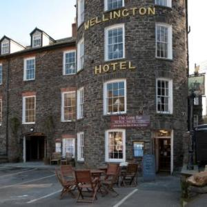 The Wyldes Cornwall Hotels - The Wellington Hotel