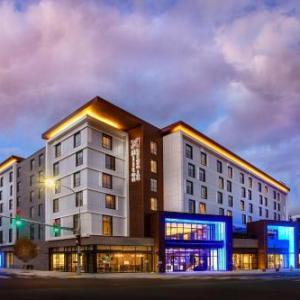 Hilton Garden Inn Redmond Town Center Wa
