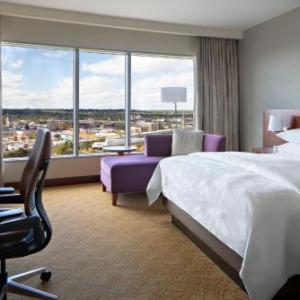 Van Andel Arena Hotels - JW Marriott Hotel Grand Rapids